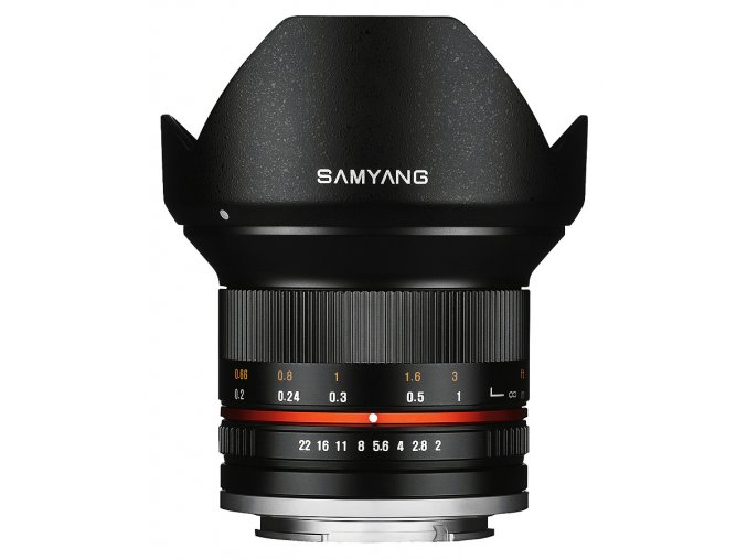 Samyang 12mm f/2,0 NCS CS Sony E