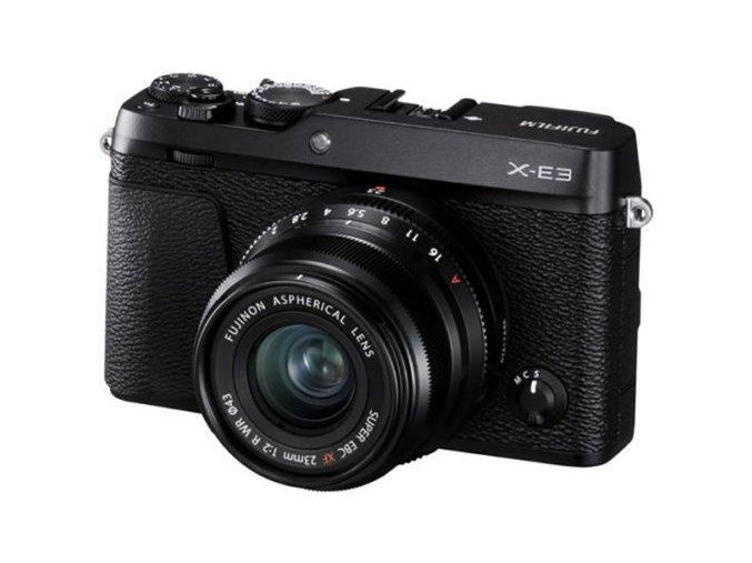 Fujifilm X-E3 + XF 23mm f/2 R WR