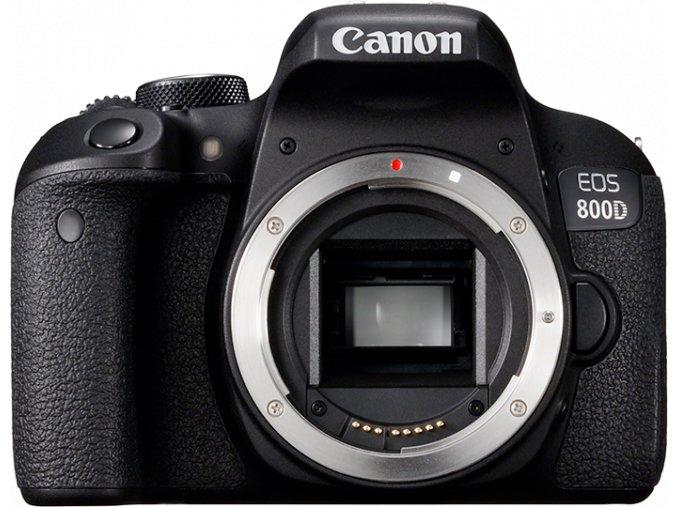 Canon EOS 800D telo