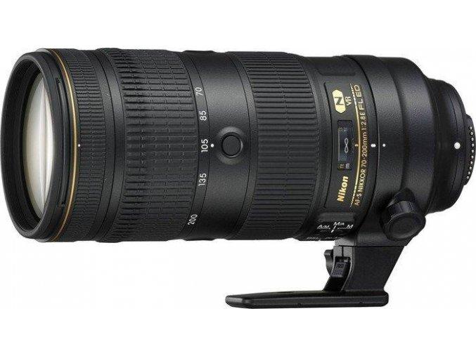 Nikon 70-200mm f/2.8E FL ED VR