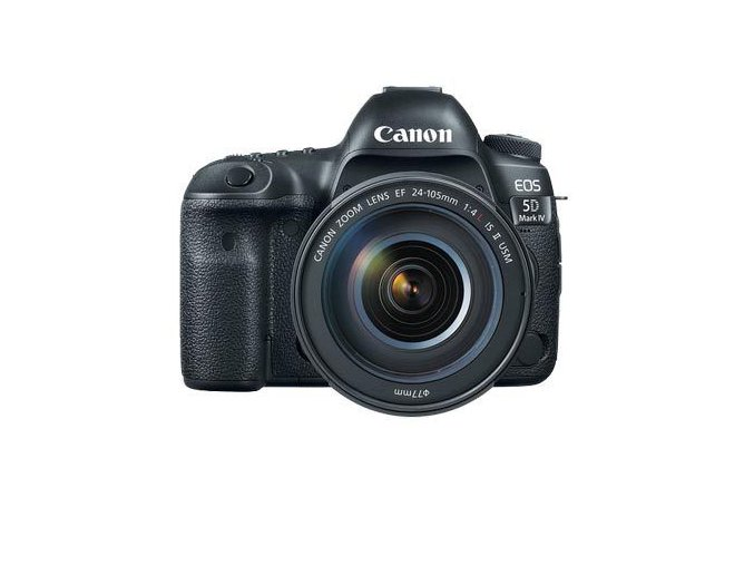 Canon EOS 5D Mark IV + 24-105mm f/4L II