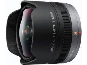 Panasonic Lumix G Fisheye 8mm f/3.5 + 5 rokov záruka
