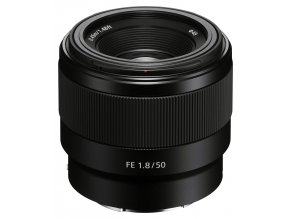Sony FE 50mm f/1.8 (Full Frame, E-Mount) SEL50F18F