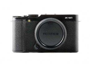 Fujifilm X-M1 telo čierne