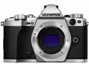 Olympus E-M5 Mark II stieborný