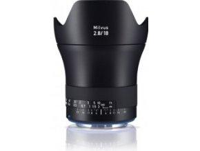 Carl Zeiss Milvus 18 mm f/2.8 ZE Canon