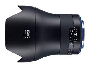 Carl Zeiss Milvus 21mm f/2.8 ZE Canon