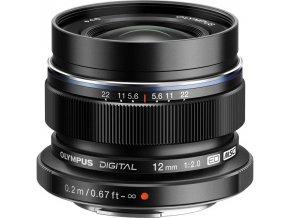 Olympus 12mm f/2 ED
