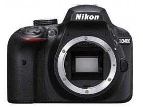 Nikon D3400 telo