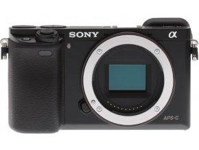 Sony Alpha A6000 čierny