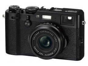 Fujifilm X100F čierny