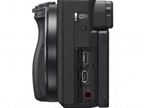 Sony Alpha A6400 telo