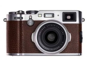 Fujifilm X100F hnedý