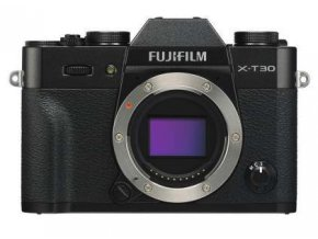 Fujifilm X-T30 - čierny