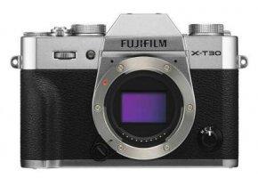 Fujifilm X-T30 - strieborný