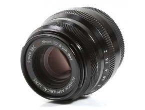 Fujifilm Fujinon XF 35mm f/2.0 R WR čierny
