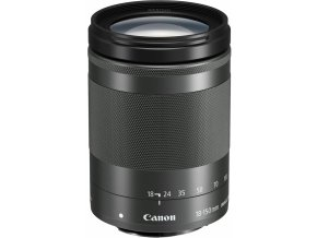 Canon EF-M 18-150mm f/3,5-6,3 IS STM čierny