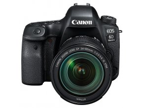 Canon EOS 6D Mark II + 24-105mm f3.5-5.6 IS STM