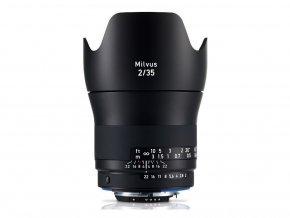 Carl Zeiss Milvus 35mm f/2 ZE Canon