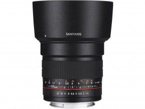 Samyang 85mm f/1,4 AS IF MC Fujifilm X
