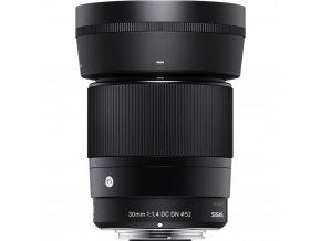 Sigma 30mm f/1.4 DC DN Contemporary Sony