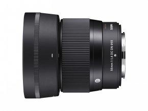 Sigma 56mm f/1.4 DC DN Contemporary Lens Micro 4/3