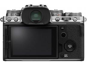 Fujifilm x-t4 strieborný