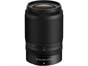 Nikon Nikkor Z DX 50-250 mm f/4,5-6,3 VR