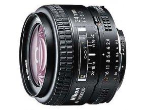 Nikon Nikkor AF 24mm f/2.8D Lens f2.8