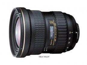 Tokina AT-X 14-20mm f/2 PRO DX pre Nikon