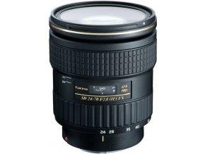 Tokina AT-X 24-70mm f/2.8 PRO FX pre Canon
