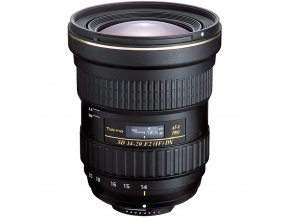 Tokina AT-X 14-20mm f/2 PRO DX pre Canon