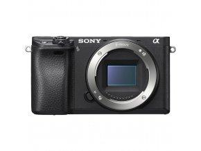 Sony Alpha A6300 telo