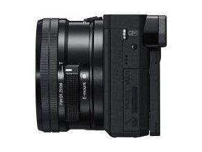Sony Alpha A6300 + 16-50mm objektív Sony
