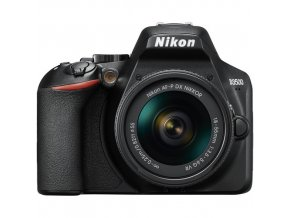 Nikon D3500 + objektív AF-P 18-55mm f/3.5-5.6 G VR