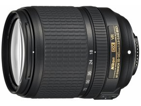 Nikon 18-140mm f/3,5-5,6G ED VR