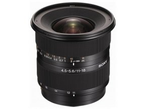 Sony 11-18mm f/4.5-5.6 DT Sony A