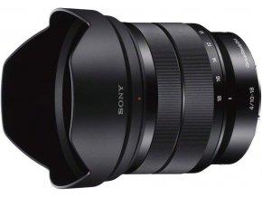 Sony E 10-18mm f/4