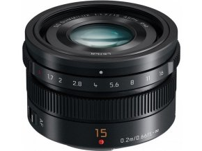 Panasonic Leica DG Summilux 15mm f/1.7 Aspherical
