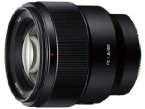 Sony FE 85mm F/1.8 (bajonet E, Full-Frame, SEL85F18)