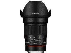 Samyang 35mm f/1,4 AS UMC Sony E