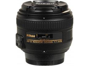 Nikon AF-S 50mm f/1,4G