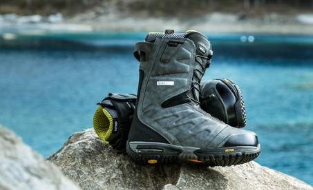 Jak si vybrat snowboardové boty