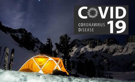 COVID-19: výdejna otevřena