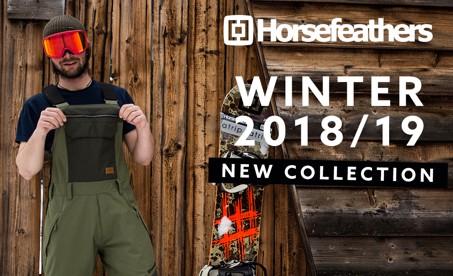 Nová zimní kolekce Horsefeathers 18/19 je v Olomouci