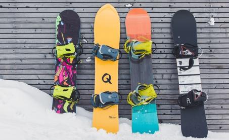 Jak si vybrat snowboard
