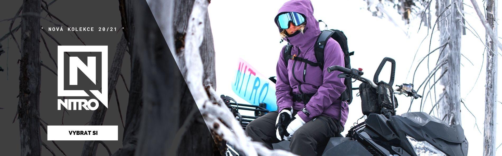 Nitro snowboard 2021 | Exilshop.cz