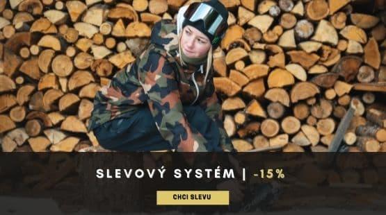 Slevový systém Exilshop Olomouc