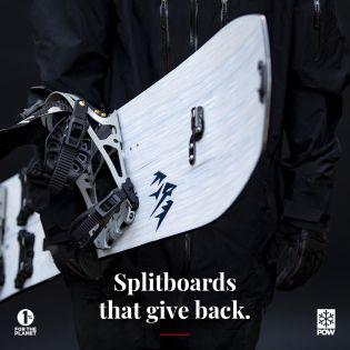 Splitboarding 2021