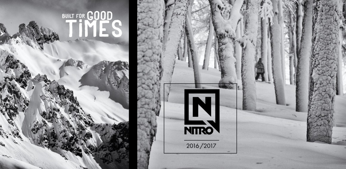 Nitro snowboard 2016/2017